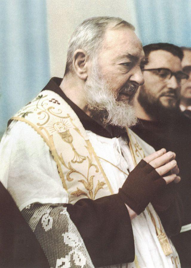 As febres extraordinárias de São Pio de Pietrelcina