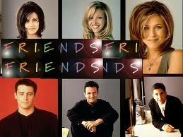 90s TV show: Friends my favourite programme of all time