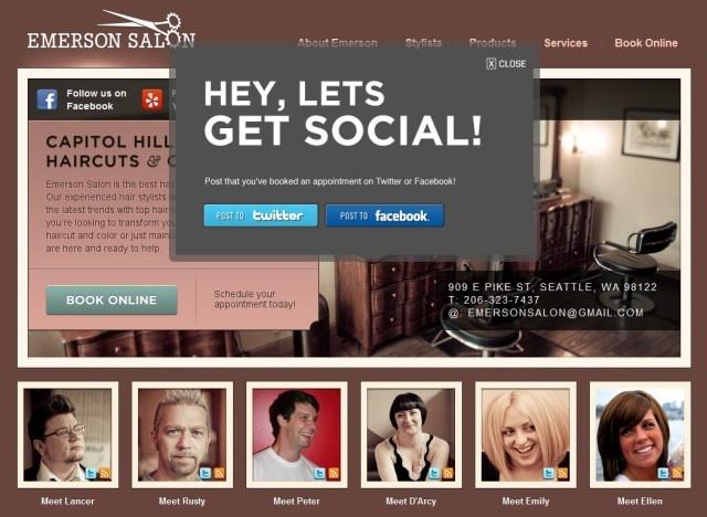 5 Small Business Social Media Success Stories via Mashable