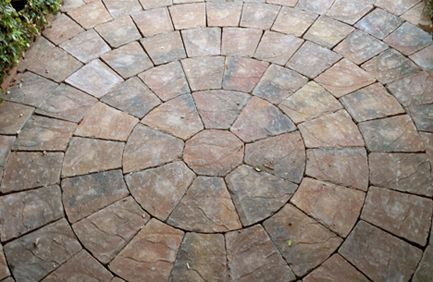Really like this style  Another backyard paver idea?  G. B. Duarte Construction - Interlocking Paving stones for Driveways, Patios, Entryways; Steps Licensed Contractor