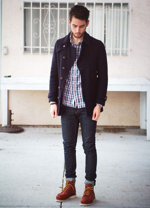 17 Best images about Men's Style on Pinterest | Coats, Plaid and ...