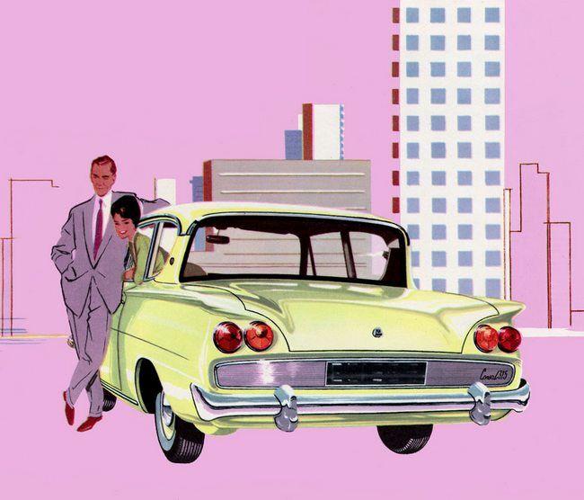 1961/63 Ford Consul Classic 315