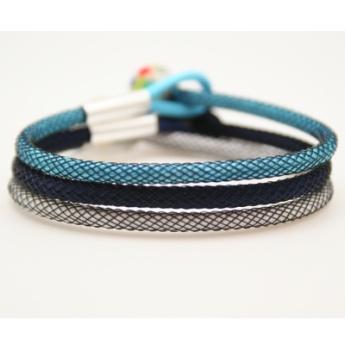 Pulseras Maa de moda  http://www.tutunca.es/pulsera-maa-smile-azul-turquesa#