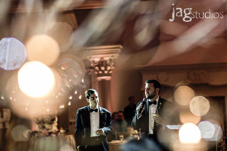 Groomsman Speech Ashford Estate Wedding JAGStudios