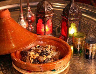 4 étterem Marrakeshben, ami több annál