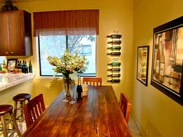 Wine-Themed Kitchen Pours on the Charm : Rooms : Home & Garden Television