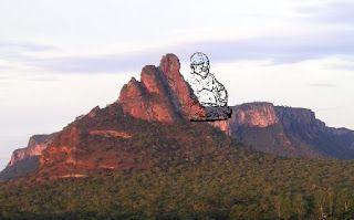 Aprendiz de Guia de Turismo: Morro do Japão é bem Mato Grosso.