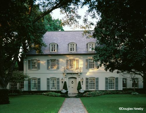 Architect Henry B Thomson Designed Home
