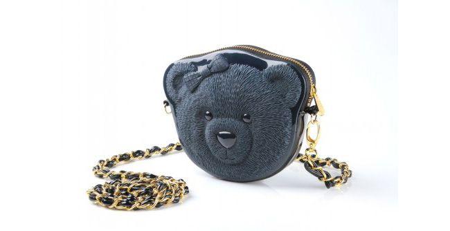 Unusual 3D coin purses