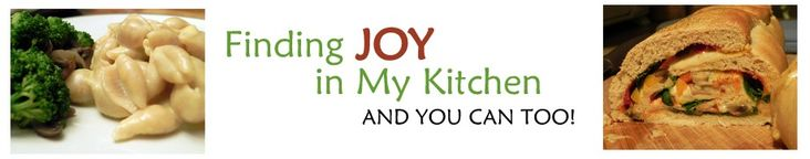 Finding Joy in My Kitchen This is the best blog I've seen as far as printing recipes goes. SO wonderful.