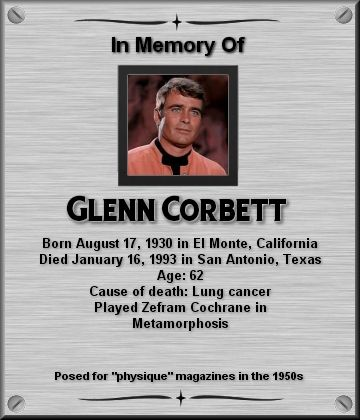 Glenn Corbett
