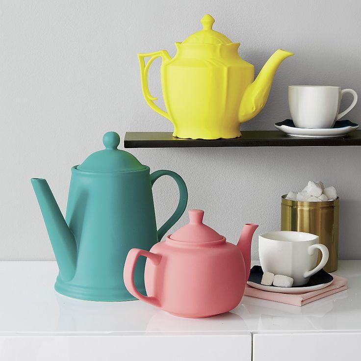 lizzy teapot|CB2