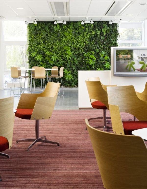 30 Unglaubliche vertikale Gärten und grüne Wände zum ...