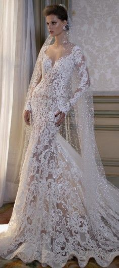 Berta Bridal Spring 2016 Collection - Belle The Magazine