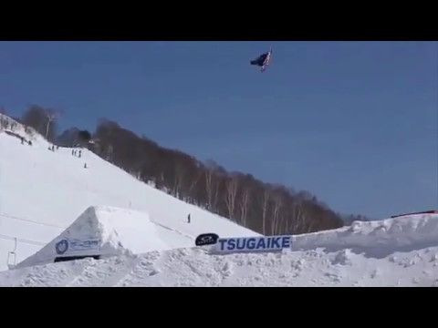 Yuki Kadono - World first Backside Quad Cork 1980 #snowboarding #snowboard #extreme #boardsnwheels