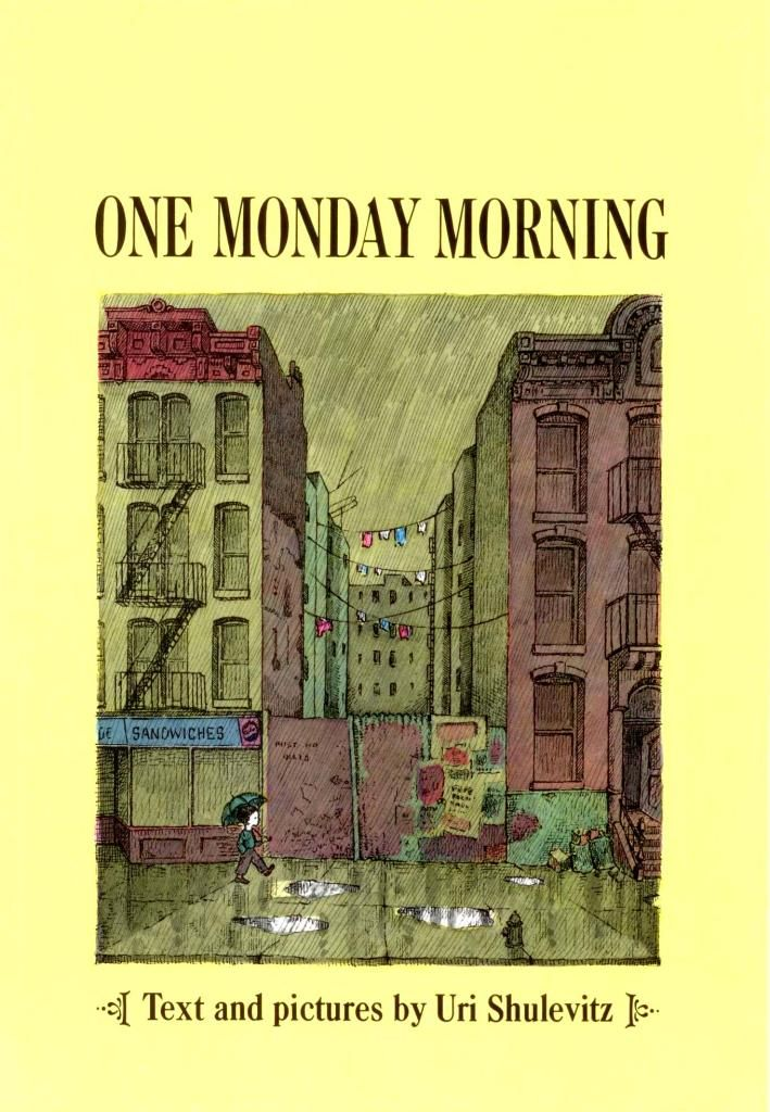 FICTION:One Monday morning / by Uri Shulevitz. Graphing and number sense