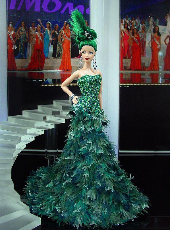 Miss Costa Rica 2013/14 by Ninimomo Dolls
