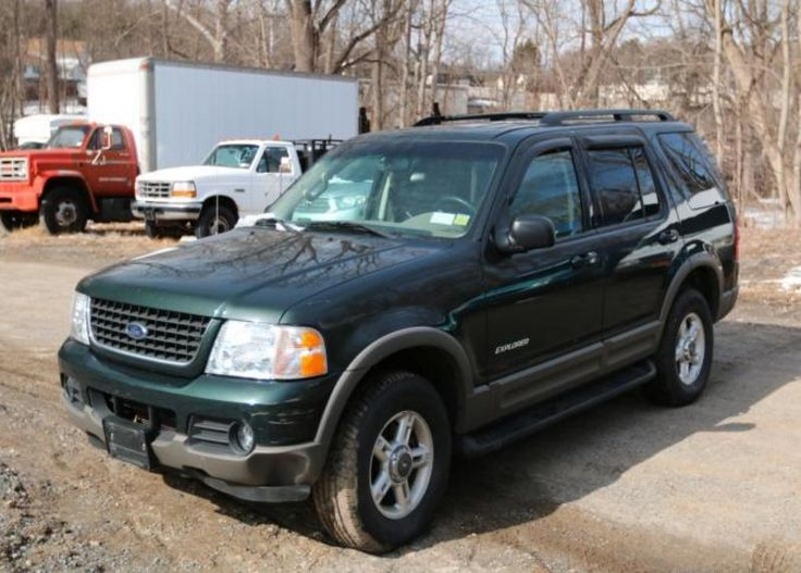 2002 ford explorer xlt odometer reading 137178 4wd automatic transmission 40l - 2013 Ford Explorer Cloth Interior