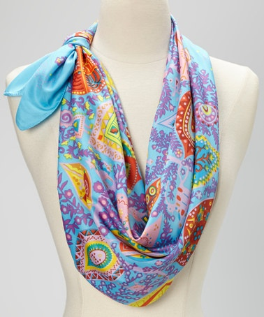 Modal Scarf - Rubino Superman by Tony Rubino Tony Rubino W4YET