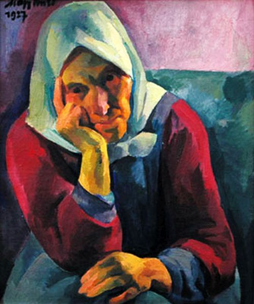 Zsögödi Nagy Imre (1893-1976) - My Mother