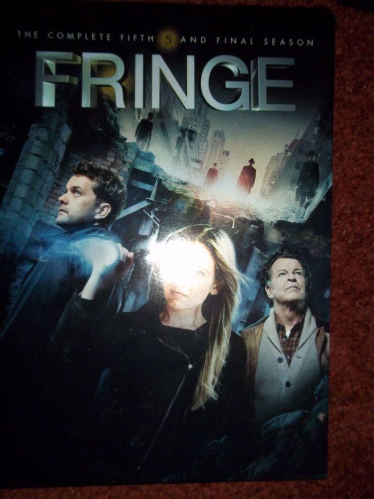 Fringe Season 5 Final Season DVD Set