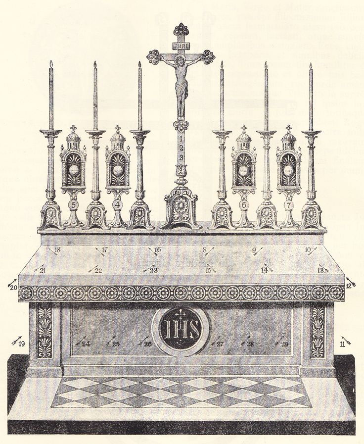 https://flic.kr/p/bsNoLv   Romeins Missaal - Het Heilig Altaar   CredoCast - Broadcasting Catholic Faith and Culture. Visit our website at noblige.org/credo/