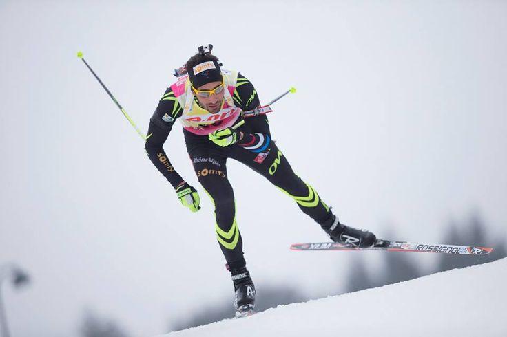 Martin Fourcade a remis les skis