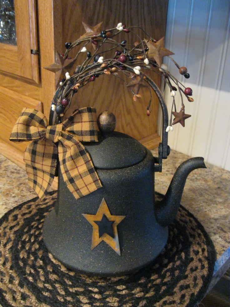 Grubby Coffee Pot