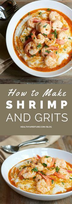 A quick and easy recipe for the ultimate Southern comfort food classic - Shrimp and Grits.