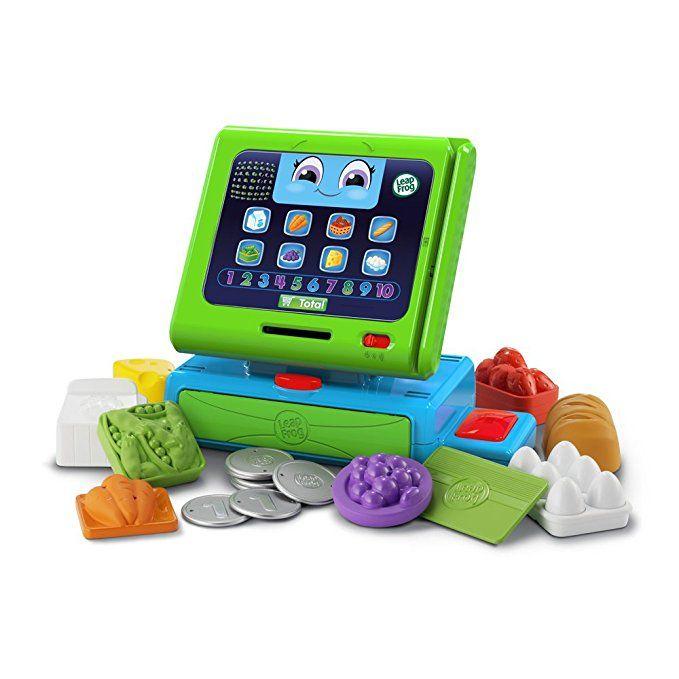 Leapfrog Count Along Cash Register Toys Best Toddler Toys Toddler Toys Kids Cash