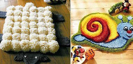 Мой Путь ...: Домашний коврик своими руками