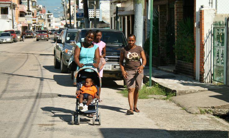 Old Belize city (2007)