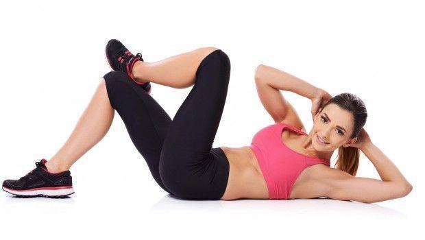 ejercicios para tener un abdomen plano en 15 dias