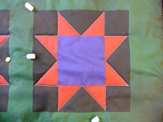 The Free Motion Quilting Project: Quilt Along #5 - Stippling in Blocks