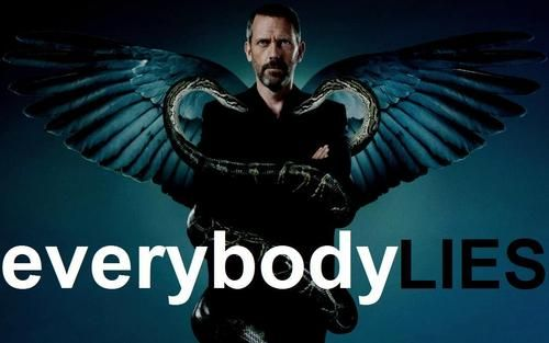House M.D. Gregory House-Hugh Laurie