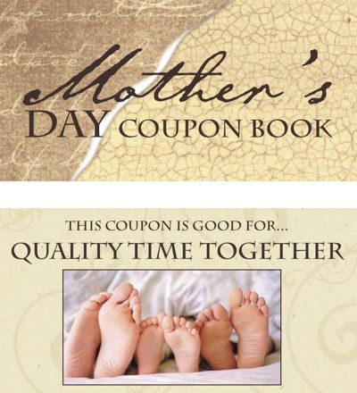 Give the gift that keeps on giving - Free Printable Mothers Day Coupon Book from @jen (Balancing Beauty and Bedlam blog.com