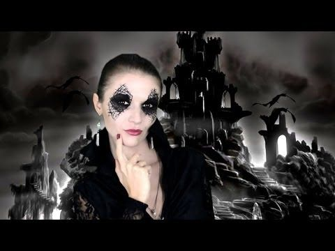 Sexy Witch Halloween Makeup Tutorial