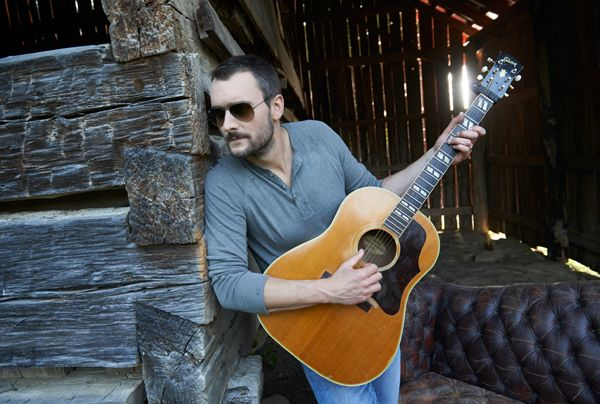 Eric Church...great Rolling Stone article about him...just goes to show why he is so awesome