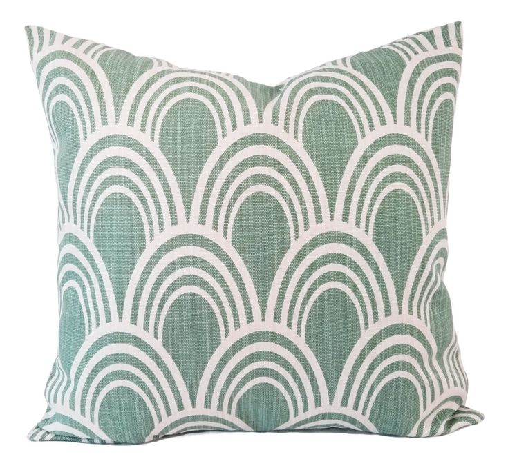 Sage Green and Purple Pillow Covers