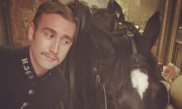 Matthew Lewis and David Threlfall join the cast of Ripper Street