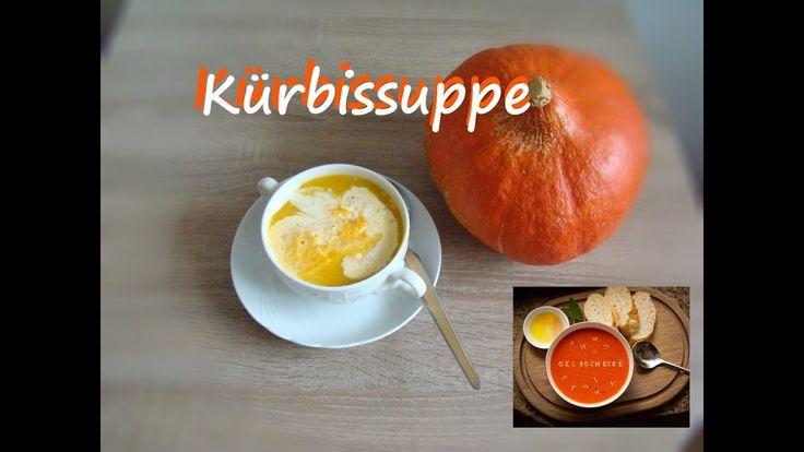 Kürbissuppe Kürbis ist zu dieser Jahreszeit - September - im Supermarkt reichlich und preiswert erhältlich. Diese Hokkaido-Kürbissuppe ist sehr leicht, lecker und schnell zu zubereiten. Für Gäste ist diese Suppe sehr geeignet. Probieren Sie selbst aus!!