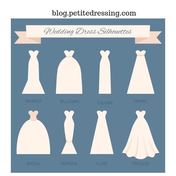 Petite Wedding Dresses Top 5 Choices For Short Brides Petite Wedding Dress Short Bride Wedding Dresses Short Bride