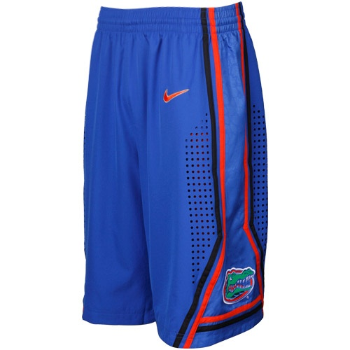 Nike Florida Gators Royal Blue Authentic Woven Player ...