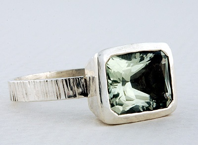 Prehnite and Sterling Silver Ring: Reel True, Jewelry Watches, True Inspiration, Jewelry Ideas, Sterling Silver Rings