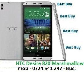 HTC Desire 820 Marshmallow mob - 0724 541 247