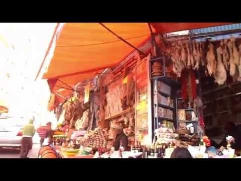 Bolivia - La Paz Food and Witches' Market http://marcoslocaladventures.com/