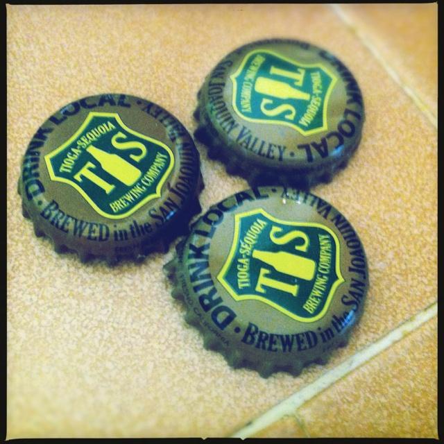 Tioga-Sequoia Beer // Fresno CA
