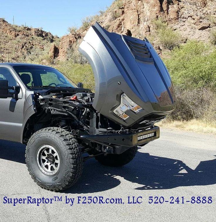 Superduty Raptor F 250 Trophy Truck
