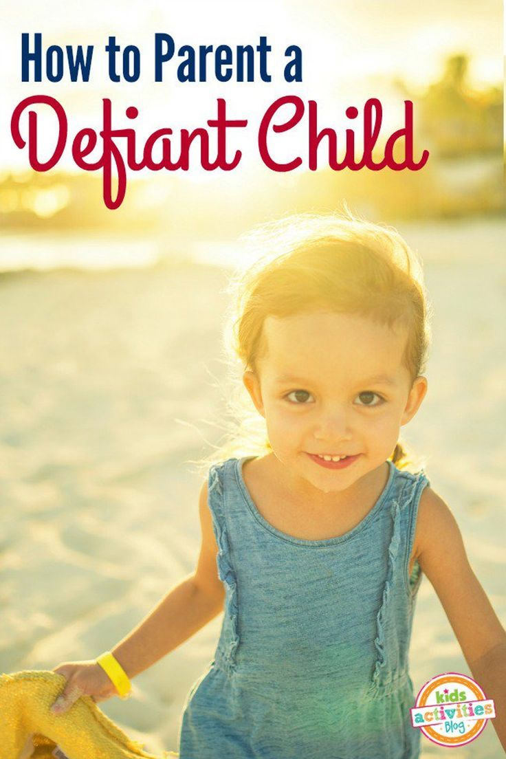 WHY DEFIANT KIDS ARE ACTUALLY THE BEST THING EVER - Kids Activities