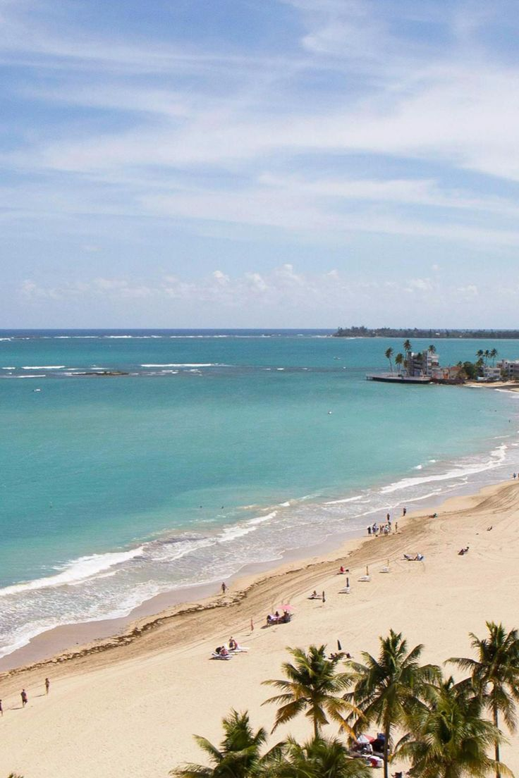 Head to the rooftop bar and lounge for views like this of the Isla Verde neighborhood and beachfront. San Juan Water and Beach Club (Carolina, Puerto Rico) - Jetsetter